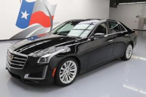 2015 Cadillac CTS 3.6L PERFORMANCE PANO SUNROOF NAV