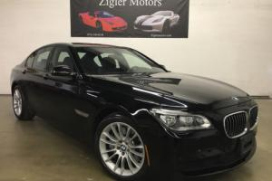 2014 BMW 7-Series 750i M Sport Heads-up