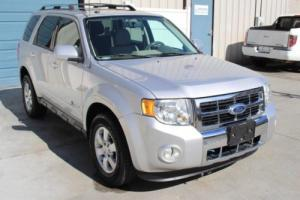 2010 Ford Escape 2.5L Hybrid Electric Limited 4WD SUV Navigation