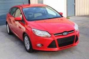 2012 Ford Focus SE Automatic 2.0L Hatchback 38 mpg