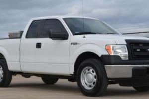 2013 Ford F-150 SuperCab XL SB 2WD