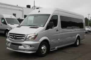 2015 Mercedes-Benz Sprinter AIRSTREAM