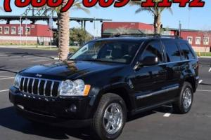 2007 Jeep Grand Cherokee Limited 4dr SUV SUV 4-Door Automatic 5-Speed