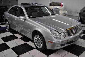 2003 Mercedes-Benz E-Class ONE OWNER! LOW MILES!