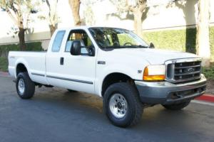 1999 Ford F-350 DIESEL 4x4 ~ 6-SPEED MANUAL