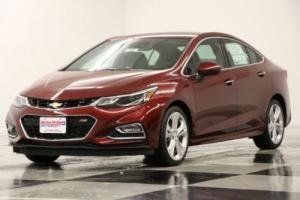 2016 Chevrolet Cruze MSRP$29035 Premier Sunroof GPS Rally Sport Siren Red