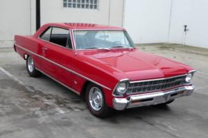 1967 CHEVROLET NOVA II 283V8 AUTOMATIC AIR/CONDITIONING IMMACULATE CONDITION