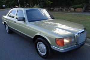 MERCEDES BENZ 280SE 158330 KS ONE OWNER LOG BOOKS LIKE BMW AUDI VOLVO LEXUS