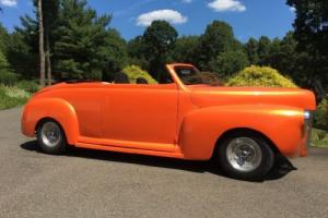 1941 Ford Other Super deluxe convertible streetrod