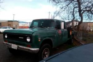1971 International Harvester 1210 travellete