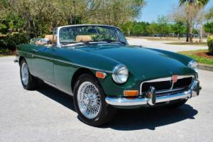 1974 MG MGB Roadster 4-Speed Beautiful Restoration Superb Car!