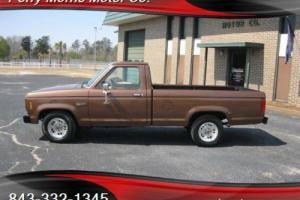 1984 Ford Ranger XL Photo