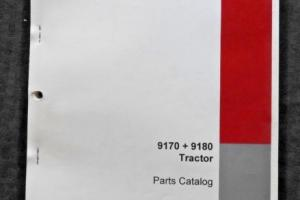 GENUINE CASE IH STEIGER PANTHER LION 9170 9180 TRACTOR PARTS MANUAL CATALOG Photo