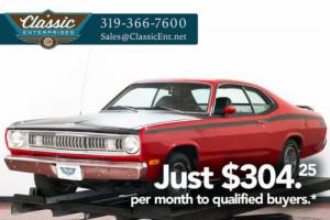 1972 Plymouth Duster Numbers Matching 340 for Sale