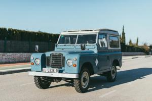 1977 Land Rover 88 Series III