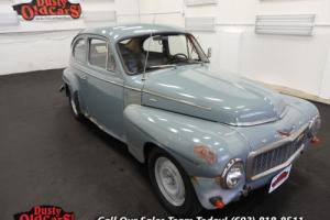 1965 Volvo PV 544 Sport Runs Drives Body Int Good 1.8L I4 4 speed man