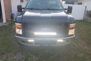 2010 Ford F-250 XLT Crew Cab 8ft bed