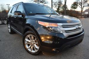 2014 Ford Explorer XLT-EDITION