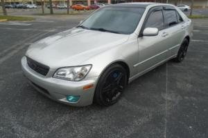 2002 Lexus IS IS300