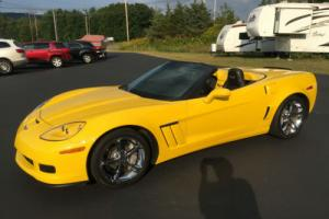 2011 Chevrolet Corvette 4LT