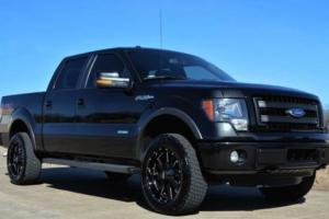 2014 Ford F-150 SuperCrew FX4 Plus Package 4x4