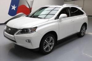 2015 Lexus RX CLIMATE SEATS SUNROOF NAV REAR CAM