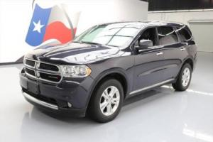 2013 Dodge Durango CREW AWD 7-PASS LEATHER REAR CAM