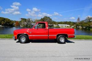 1986 Chevrolet Other Pickups C10 2dr Standard Cab LB