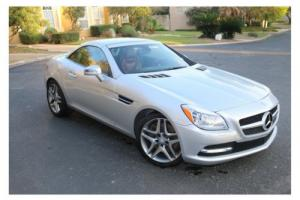 2012 Mercedes-Benz SLK-Class COUPE/ROADSTER