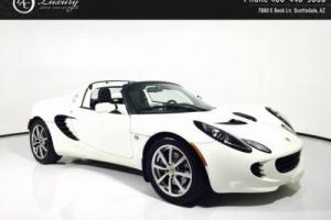 2009 Lotus Elise Elise ONLY 14K Miles Turbo Charged 10 08 11 for Sale