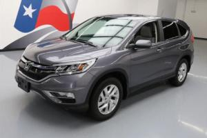 2016 Honda CR-V EX SUNROOF REAR CAM BLUETOOTH
