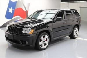 2010 Jeep Grand Cherokee SRT8 4X4 HEMI SUNROOF NAV