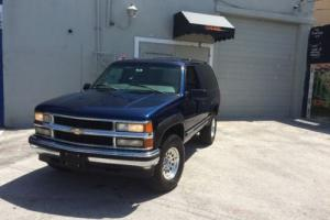 1999 Chevrolet Tahoe 2dr 4WD