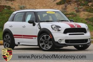 2014 Mini Countryman ALL4 4dr S