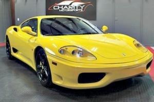 2004 Ferrari 360 Modena for Sale