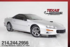 2002 Chevrolet Camaro SS Cammed w/ Many Upgrades