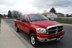 2006 Dodge Ram 2500 Big Horn