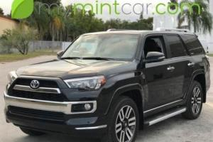 2016 Toyota 4Runner Limited Sport Utility 4D