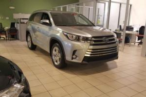 2017 Toyota Highlander Photo