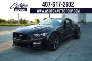 2015 Ford Mustang GT Performance Package 1 Owner No Accidents!