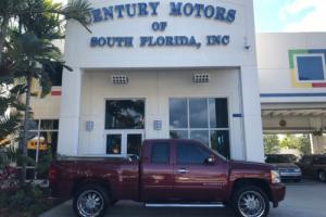 2008 Chevrolet Silverado 1500 LT w/1LT NIADA Certified Leather Chrome Tow