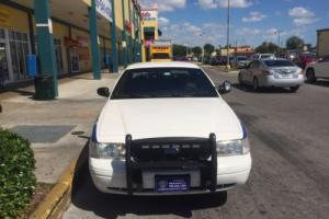 2008 Ford Crown Victoria Crown Vic