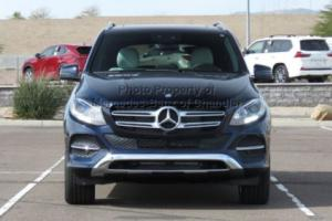2017 Mercedes-Benz GLE GLE 350 4MATIC SUV Photo