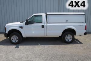 2009 Ford F-250 8FT PICKUP TRUCK