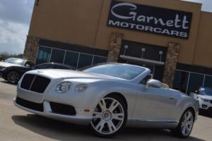 2013 Bentley Continental GT GTC CONVERTIBLE * STUNNING COLOR COMBO * EX COND