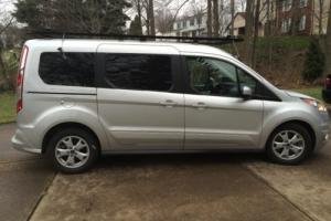 2014 Ford Transit Connect Wagon Mini Van