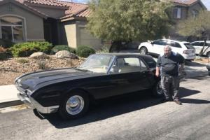1961 Ford Thunderbird RARE BLACK NUMBERS MATCHING T BIRD AUTOMATIC for Sale