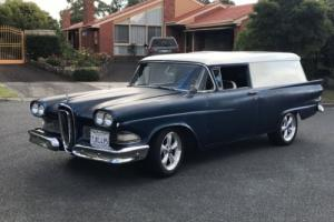 FORD 1958 EDSEL ROUNDUP SEDAN-DELIVERY PANELVAN