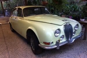 1964 Jaguar 3.8 S  S Type S-Type Manual Sedan (Not Mk 2 MkII)