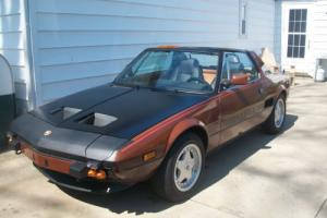 1980 Fiat Other bertone Photo